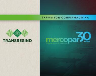 Transresind participa da 30ª edição da Mercopar